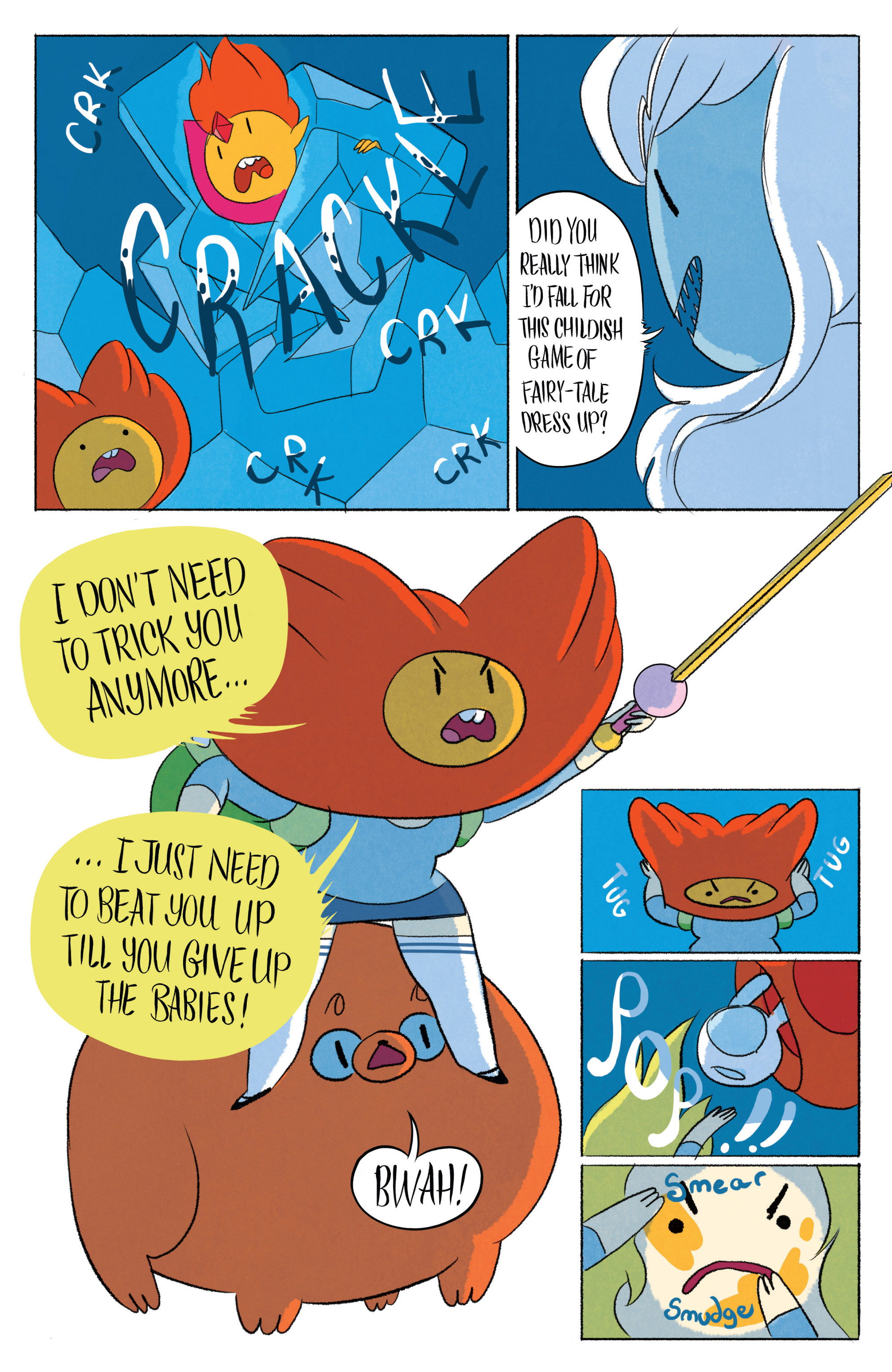 Read online Adventure Time with Fionna & Cake comic -  Issue #5 - 19