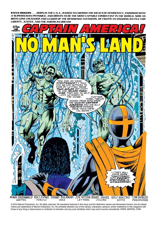 Captain America (1968) Issue #391 #324 - English 2