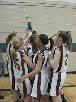 Middle School Champs!