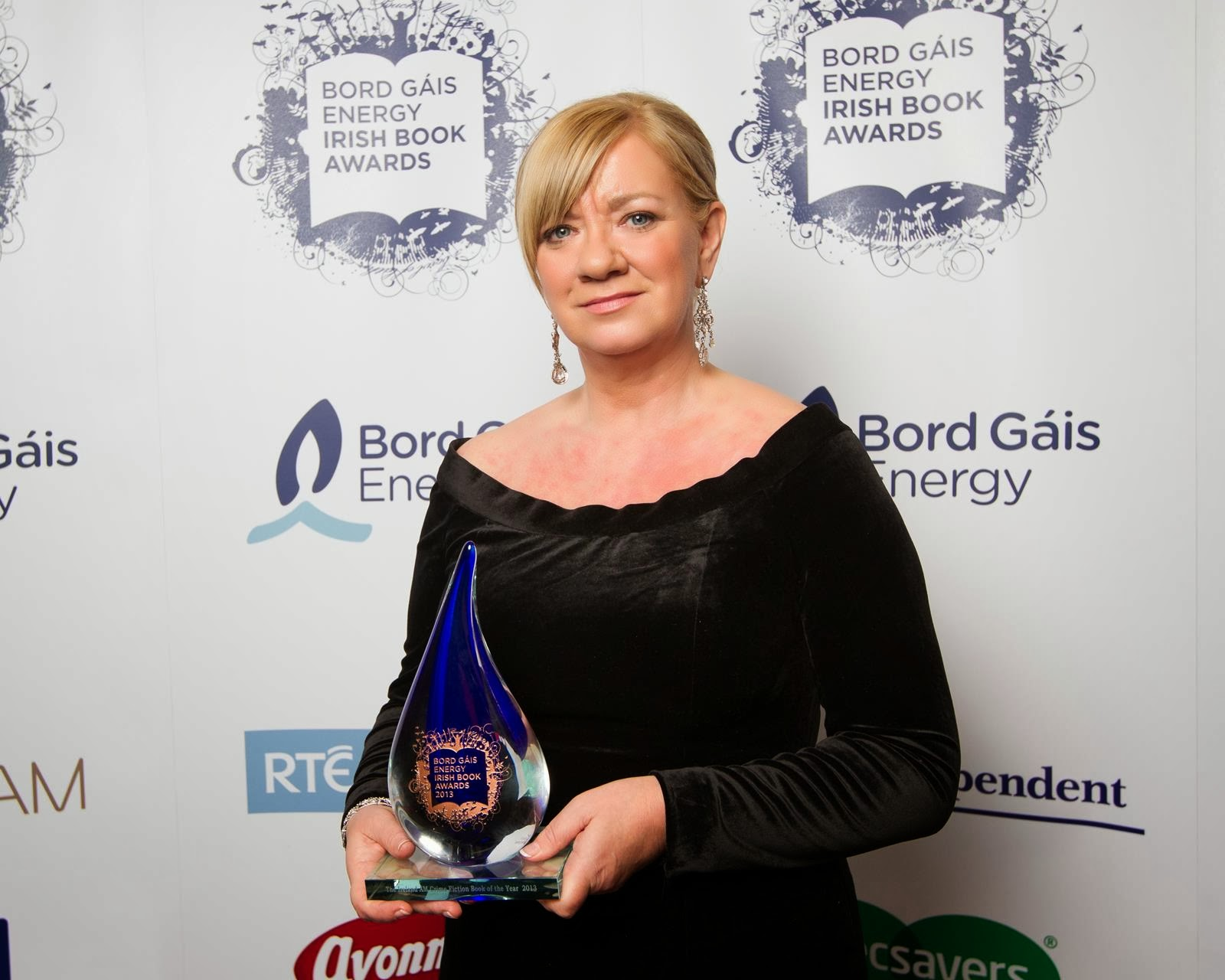 Irish Book Awards 2013