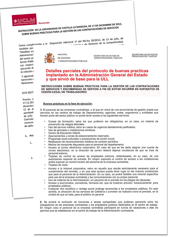 CCOO Universidad de La Laguna: Hay que evitar copiar malas prácticas ...