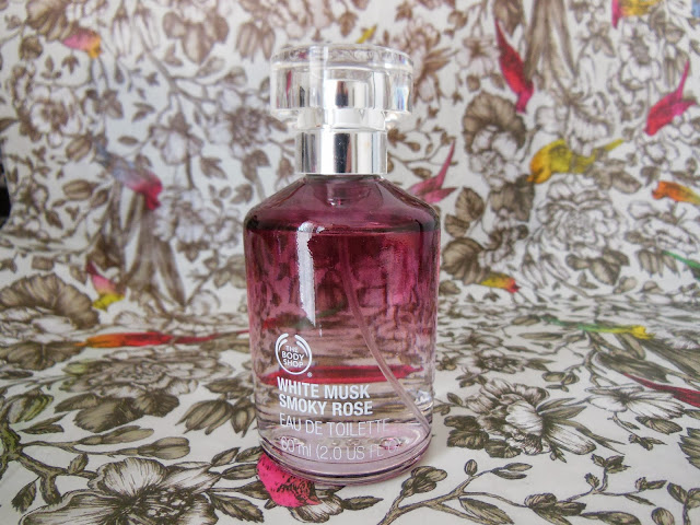 Body Shop White Musk Smoky Rose eau de toilette
