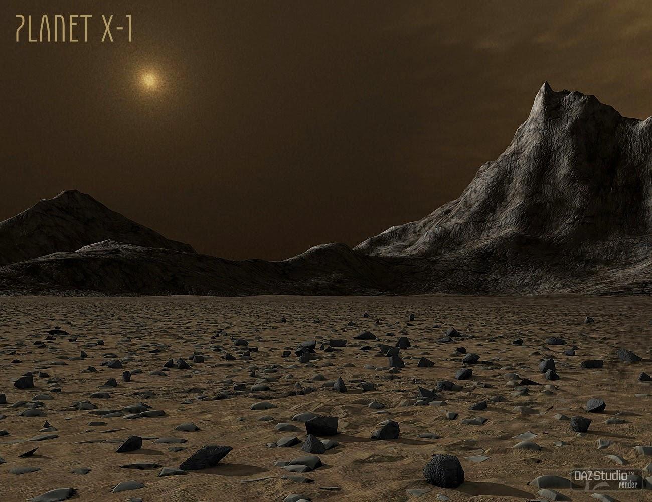 Planète X-1