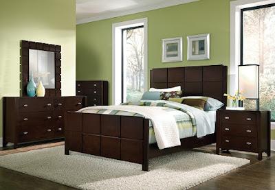 kamar set minimalis klasik