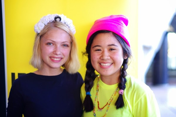 tavi, tavi gevinson, opera house, sydney opera house, ideas at the house, benjamin law, sydney, tavi's big big world, rookie, rookie mag
