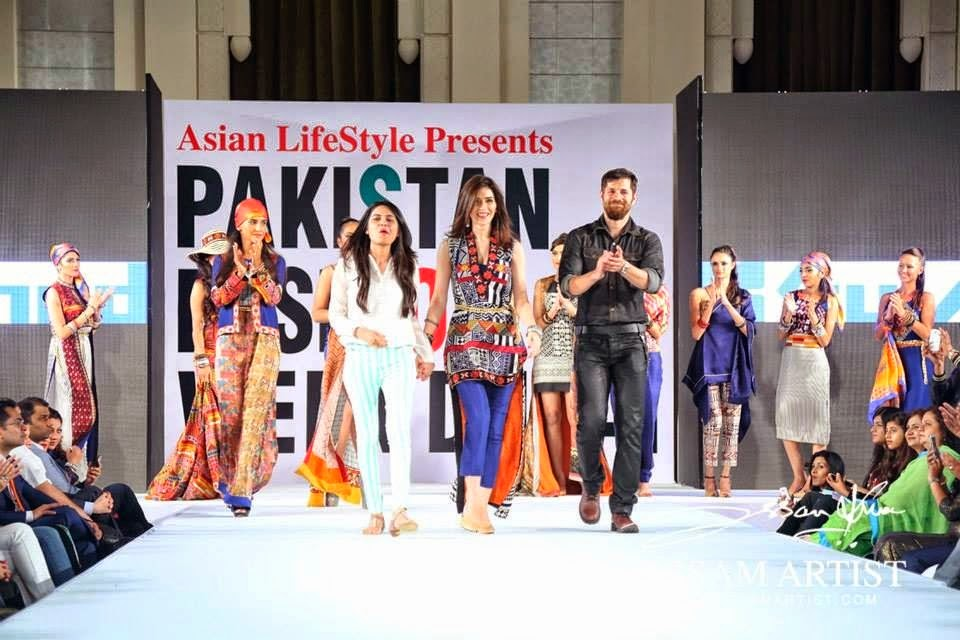 Gul Ahmed Designers With Show-stoppers Models