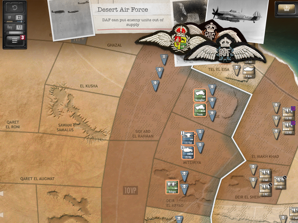 iPad wargame strategy game reviews