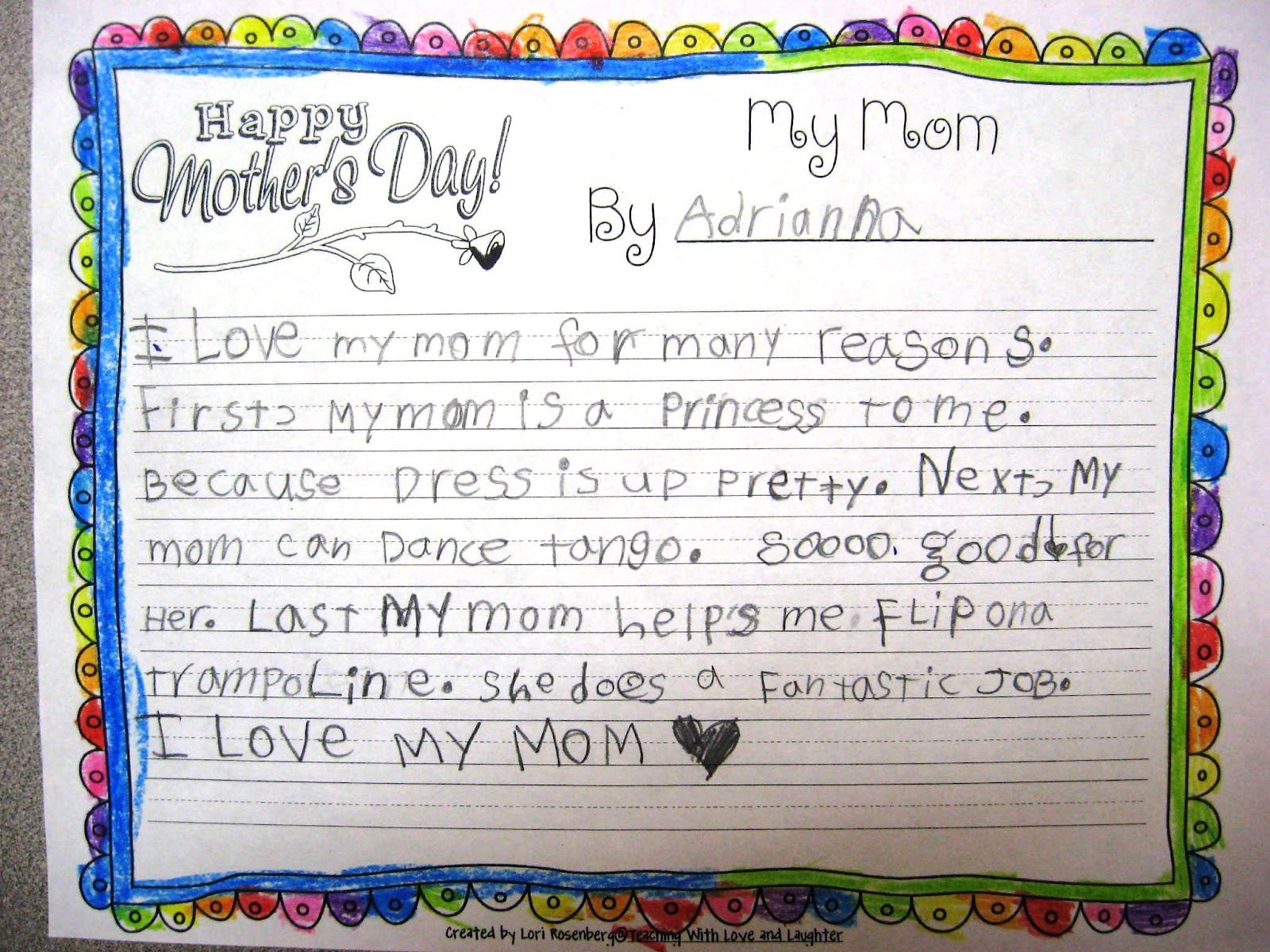 my mother essay in english 780 words essay on my mother article shared by when you knew how to speak, what was your first word it is mom we have grown up in the arms of our mothers.