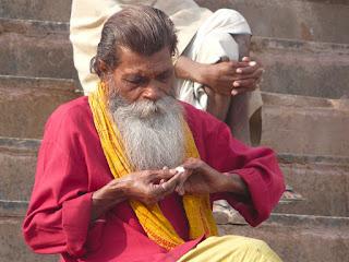 Reisen Indien Varanasi