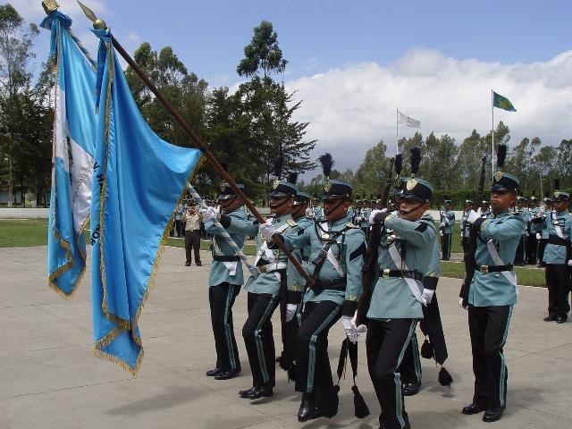 Día Ejército - Guatemala