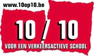 10/10 voor verkeer op onze school!