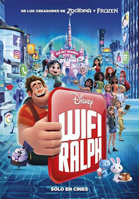 Ralph Breaks The Internet 2018 Custom CAM Latino Cam