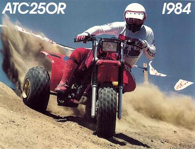 1983 Honda Atc 250 R