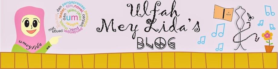 Ulfah Mey Lida's Blog