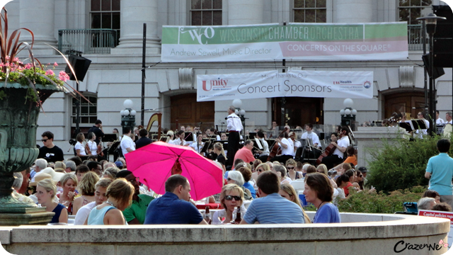 wisconsin madison capitol orchestra independence day