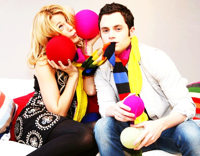blake lively penn badgley 2009. lake lively y penn badgley.