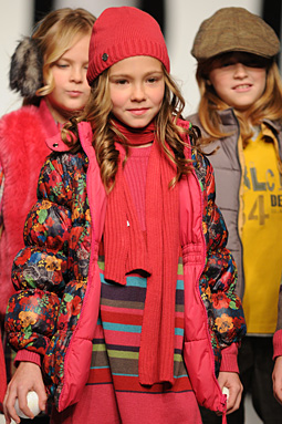 Herbst-Winter Fashion Boboli 2012/2013 Kindermode