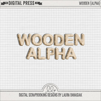 http://shop.thedigitalpress.co/Wooden-Alpha-Digital-Scrapbook.html