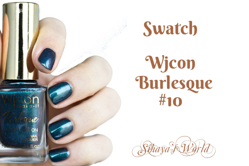 wjcon burlesque 10 swatch cover