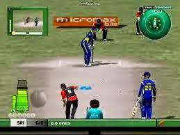 EA Cricket 09 ICL VS IPL