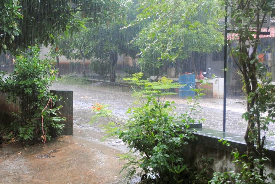 Hujan Merupakan Rahmat Juga Bencana Bagi Alam