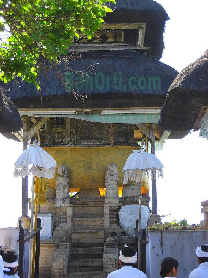 A temple in Uluwatu