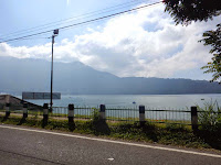Lake Bratan view
