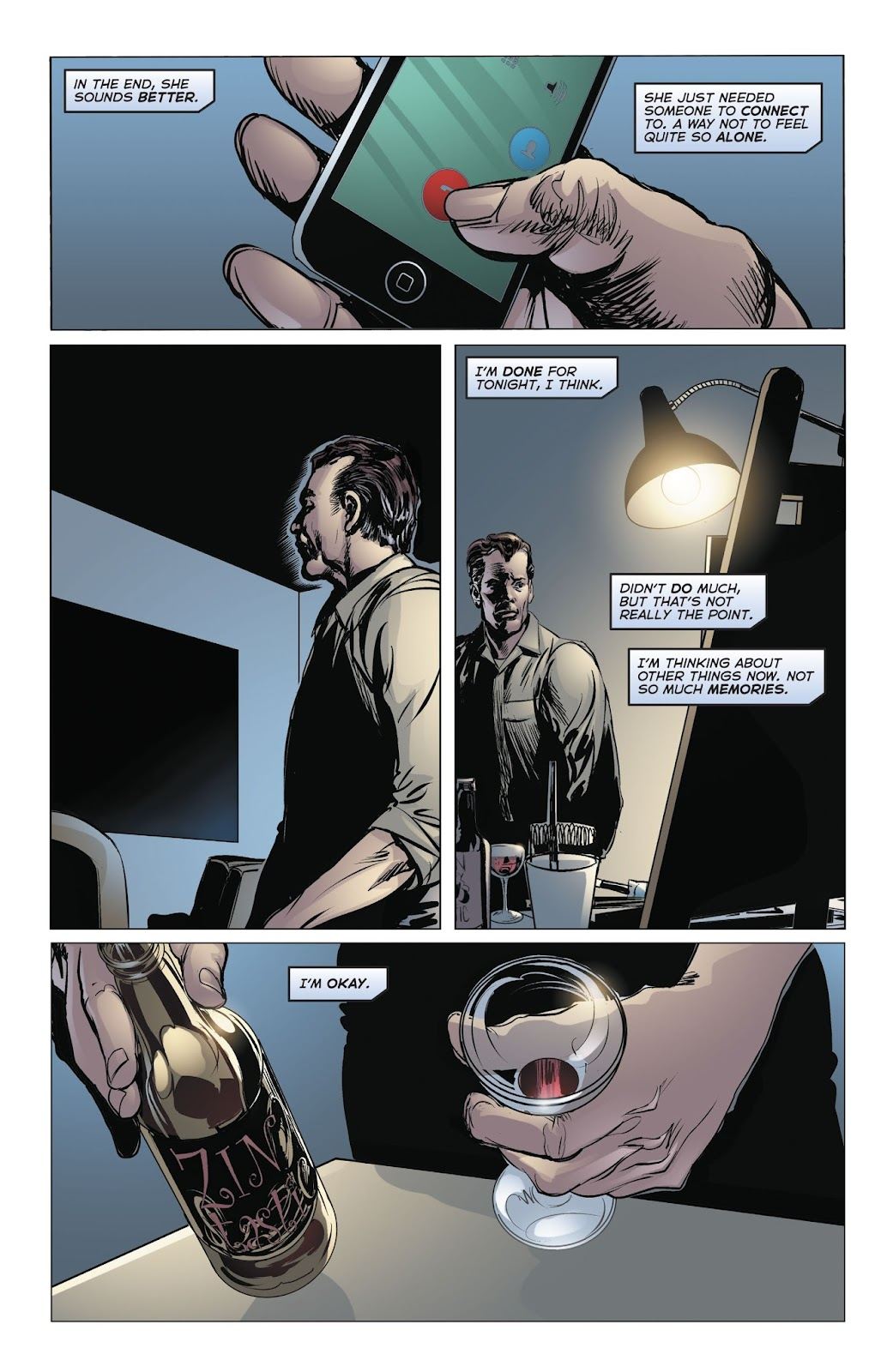 Read online Astro City comic -  Issue #50 - 23