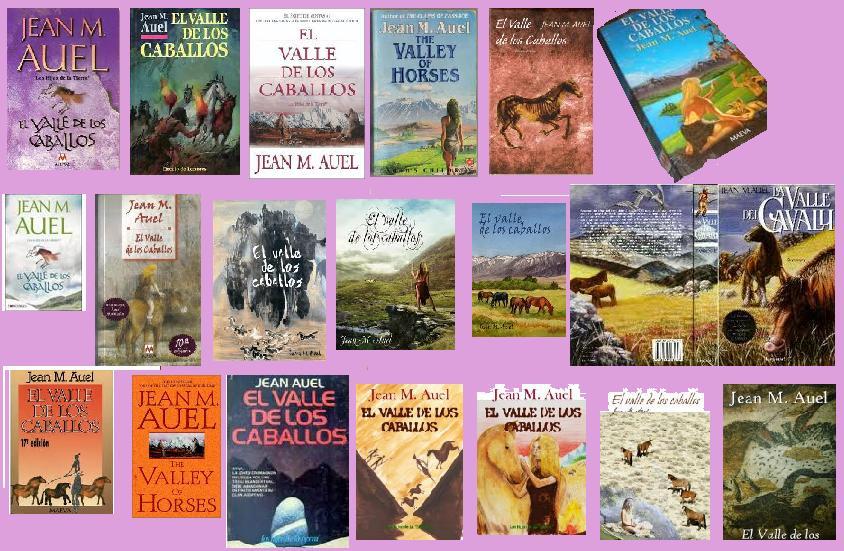 Escriboleeo rese as de libros cine y c mic cultura y - El valle de los caballos ...