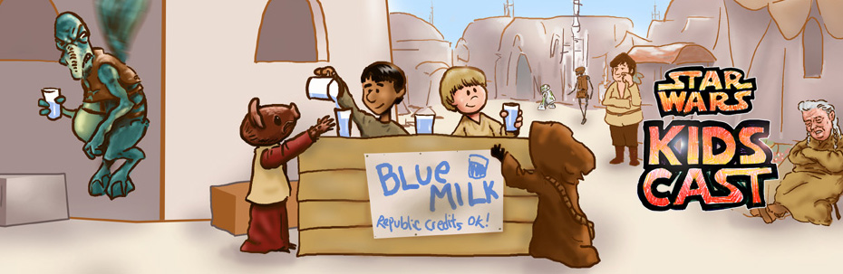 Star Wars Kidscast Blog