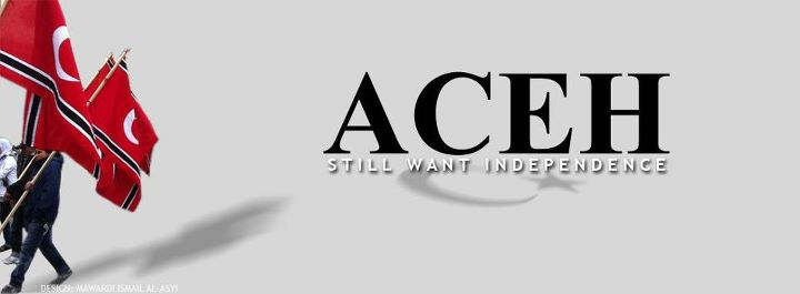 Kronologi FB: Aceh Still Want Independence