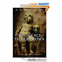 The Innocence of Father Brown by G. K. (Gilbert Keith) Chesterton