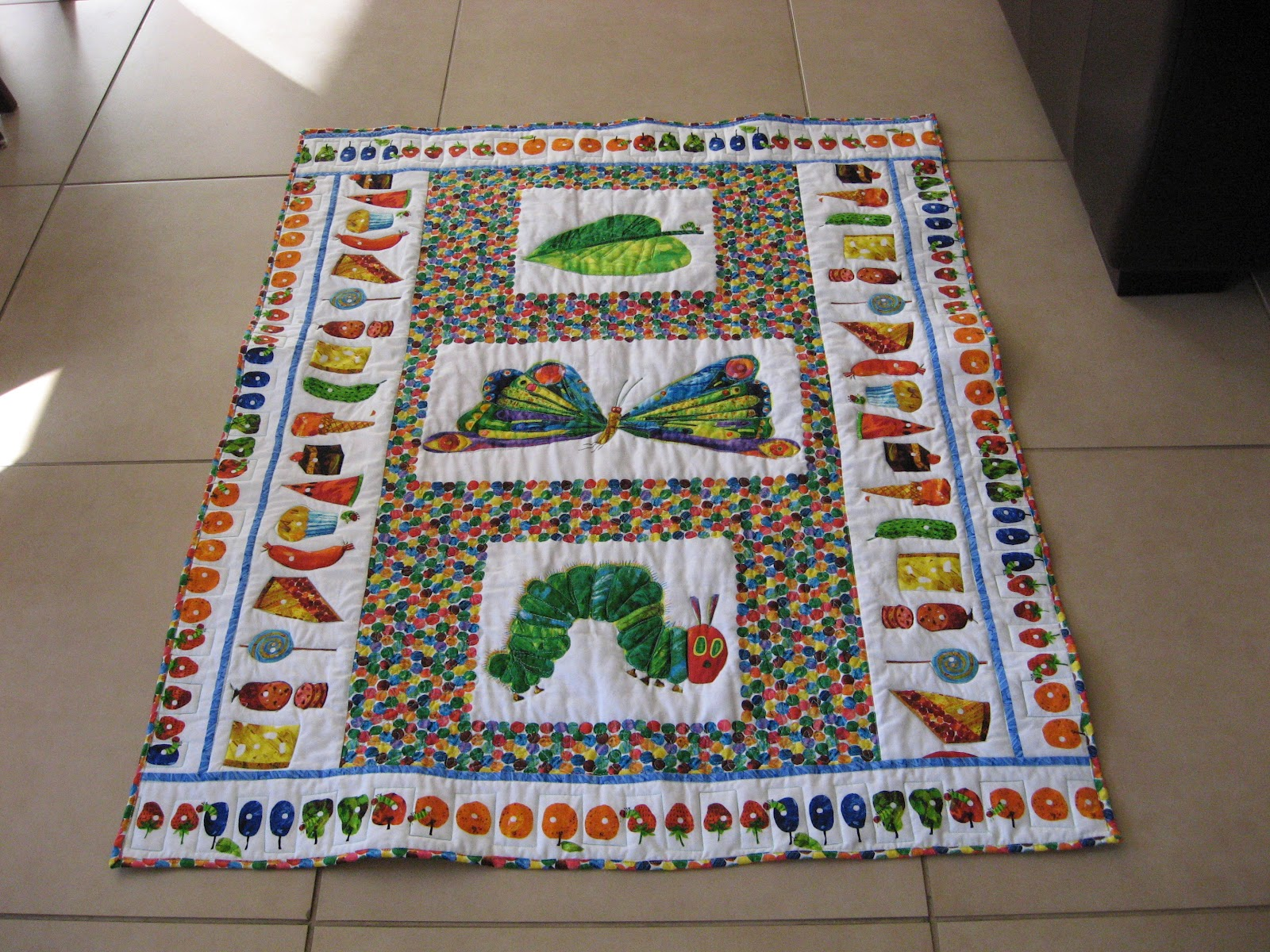 fairiesrmequilting baby floor quilt