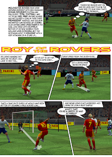 Roy of the Rovers Total Football 2015/16 Kingsbay