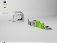 LinuxMint13 (Mate) desktop wallpaper