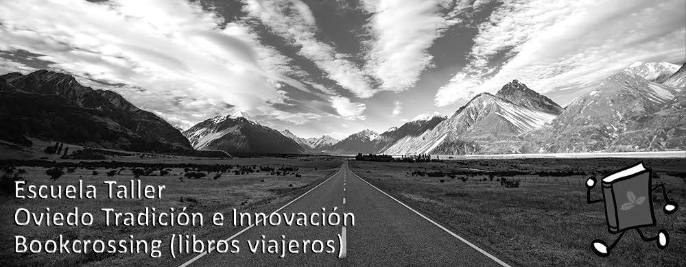 Bookcrossing E.T. Oviedo Tradicción e Innovación