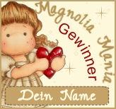 Magnolia Mania Challenge #114 - Bling Bling