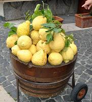 vôňa citrusov na ostrove Ischia