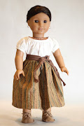 Josefina's Brown Skirt
