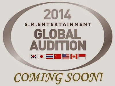 SM Entertainment Global Audition 2014 Hadir di Indonesia