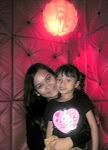 Nadia sayang Mama