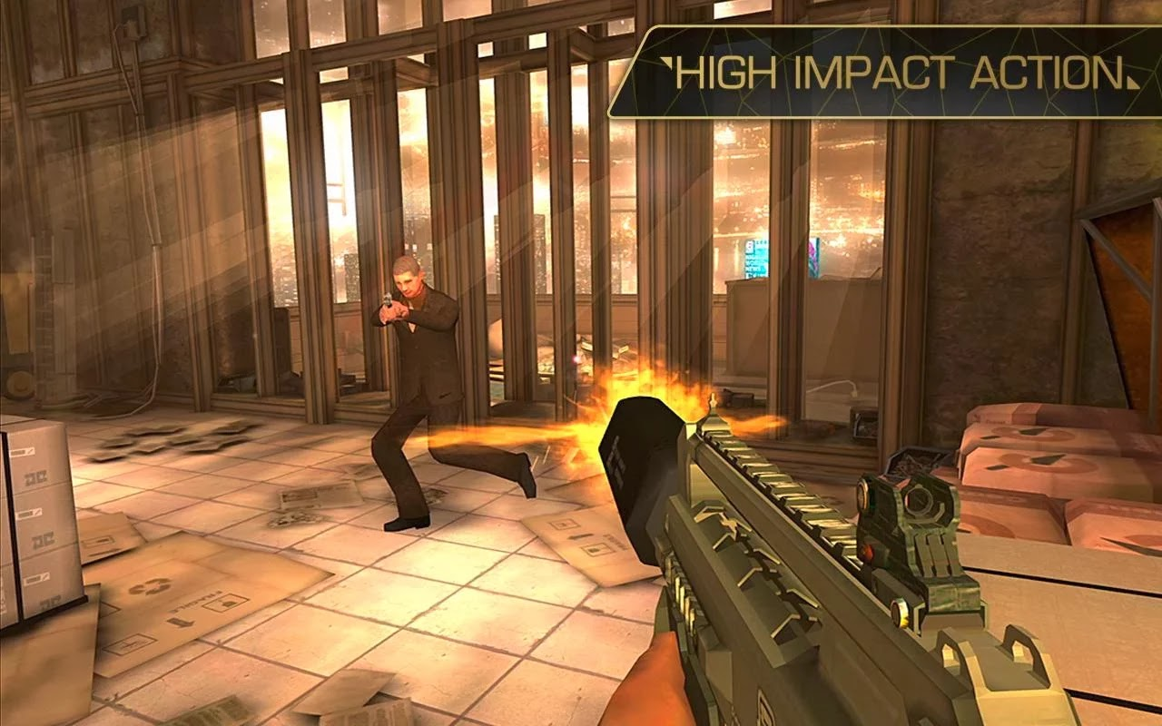 Deus Ex: The Fall MOD APK + DATA v0.0.19 Unlimited Loans Hack