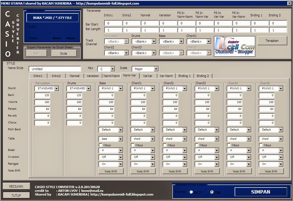 Image Result For Format Style Keyboard Casio