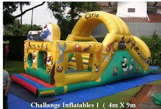 Challange inflatable 1