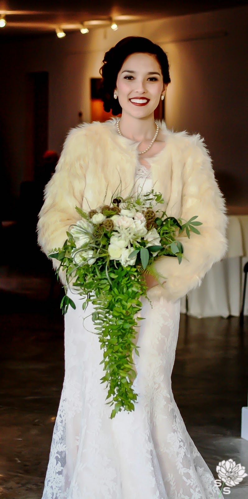 The Roundhouse Wedding - Beacon, NY - Hudson Valley Wedding - Bridal Bouquet - Wedding Flowers - Splendid Stems Floral Designs