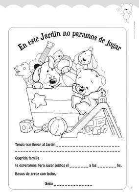 Mis gurises notitas para los cuadernos for Amapola jardin de infantes