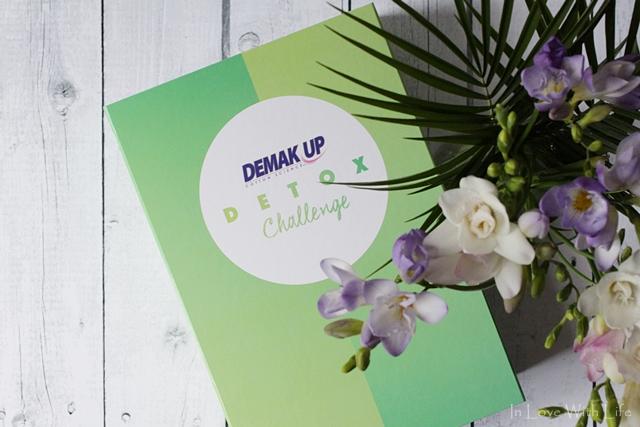 Demak'Up Detox Challenge