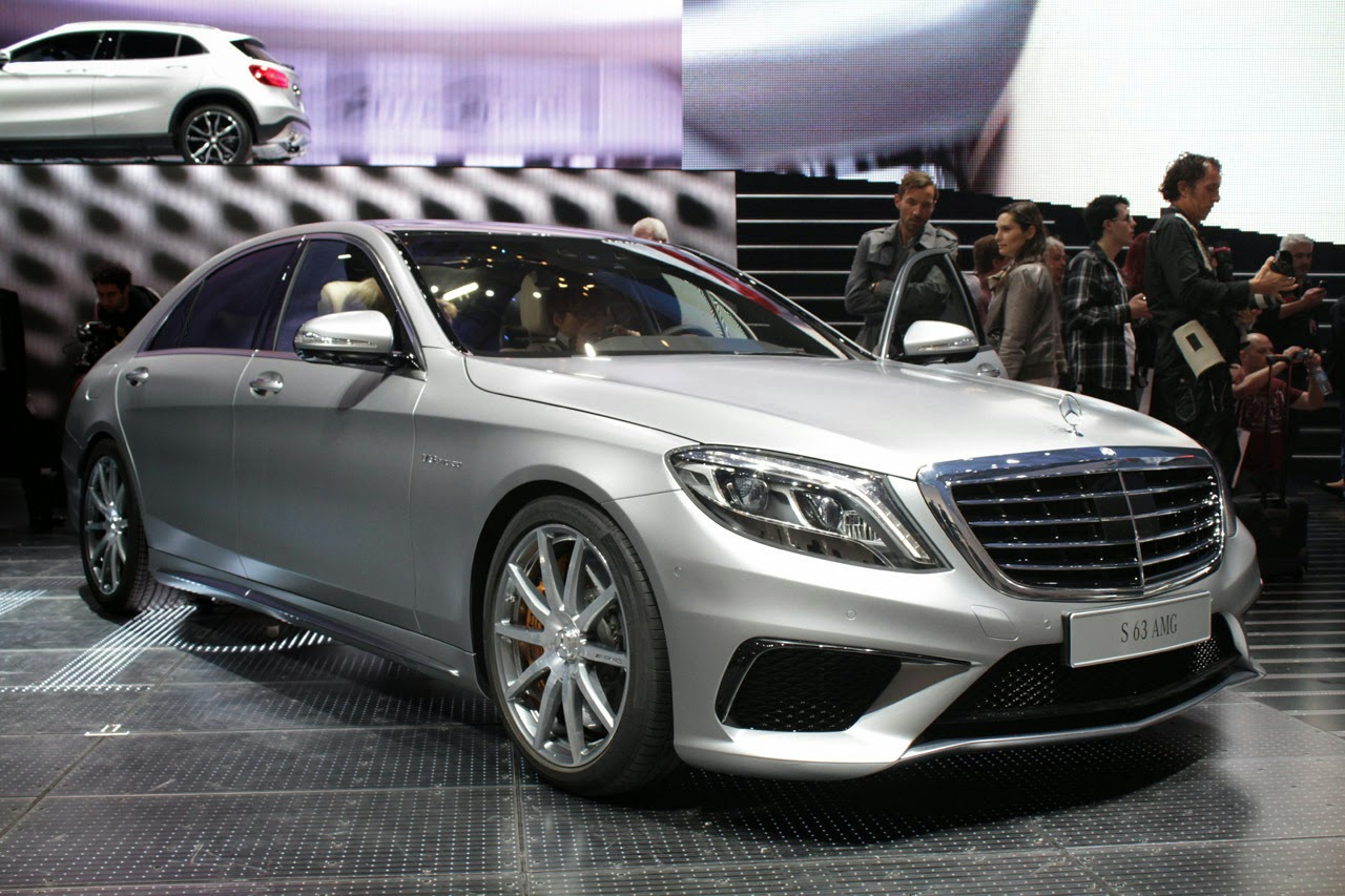 Automotiveblogz 2014 mercedes benz s63 amg frankfurt for 2013 mercedes benz s63