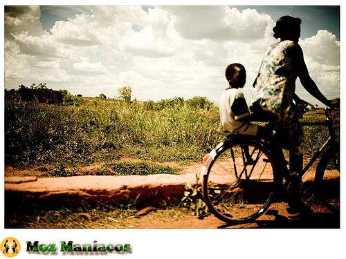 Bicicleta para Sair de Casa