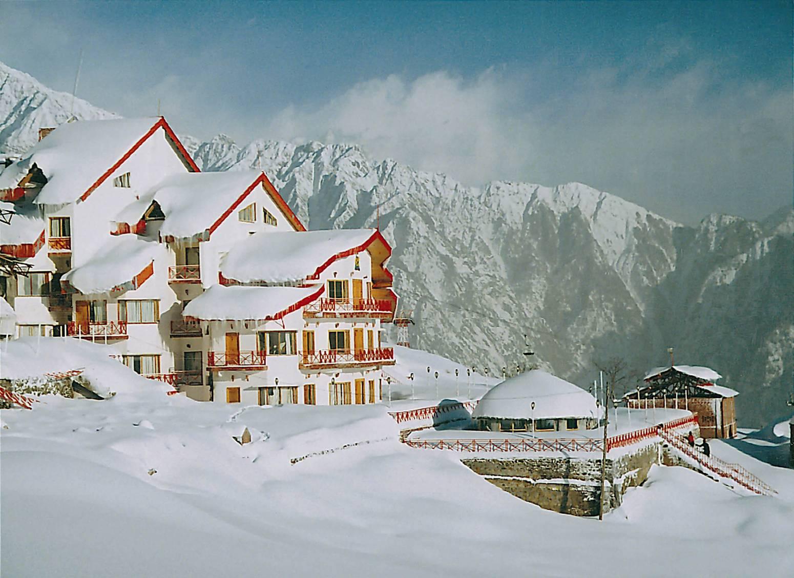 My Destination Auli Uttarakhand